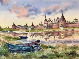 Vlasova_Watercolor