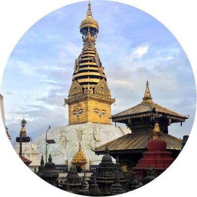 Непал: 02 -15 апреля 2017г.