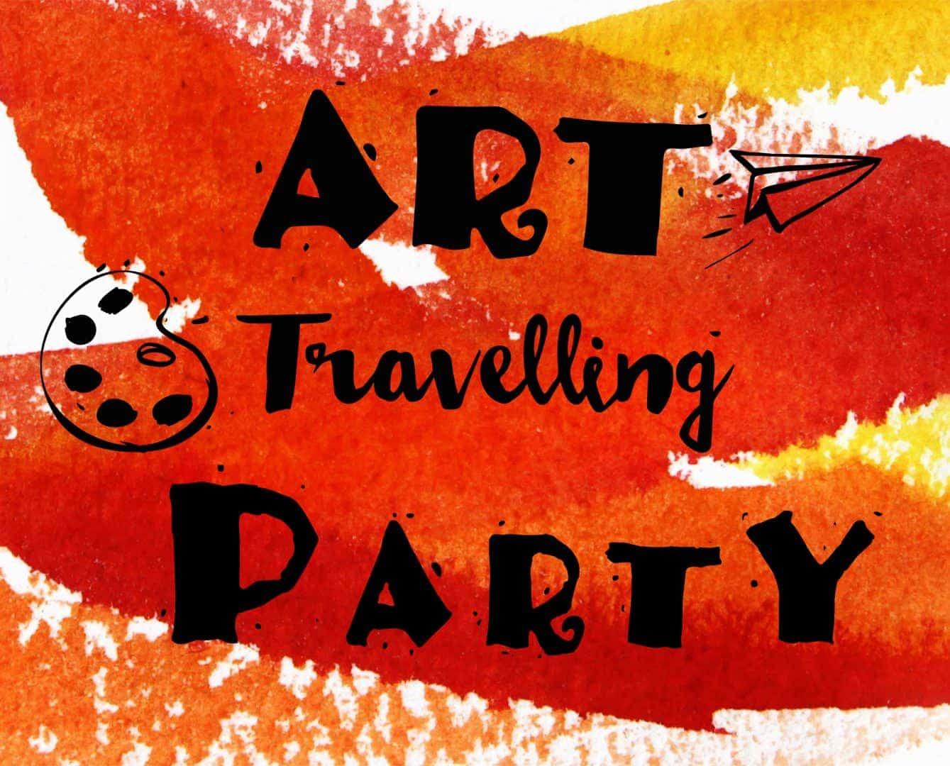 Art Travelling Party — итоговая вечеринка прошедшего рисовального сезона!